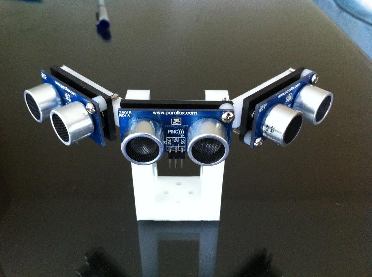 Random Scribblings 187 Blog Archive 187 Sensors For The Robot