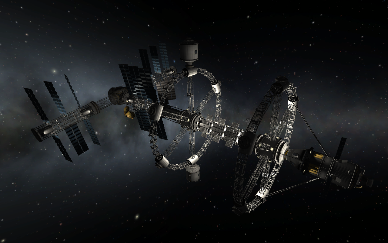 kerbal space program stock space station - photo #25